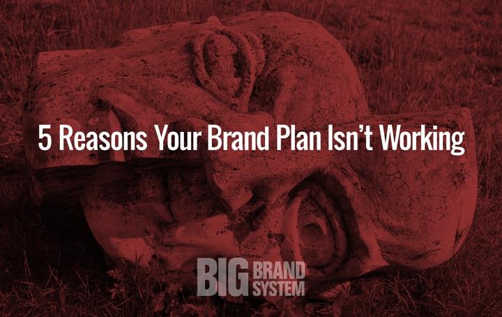 Brand plan