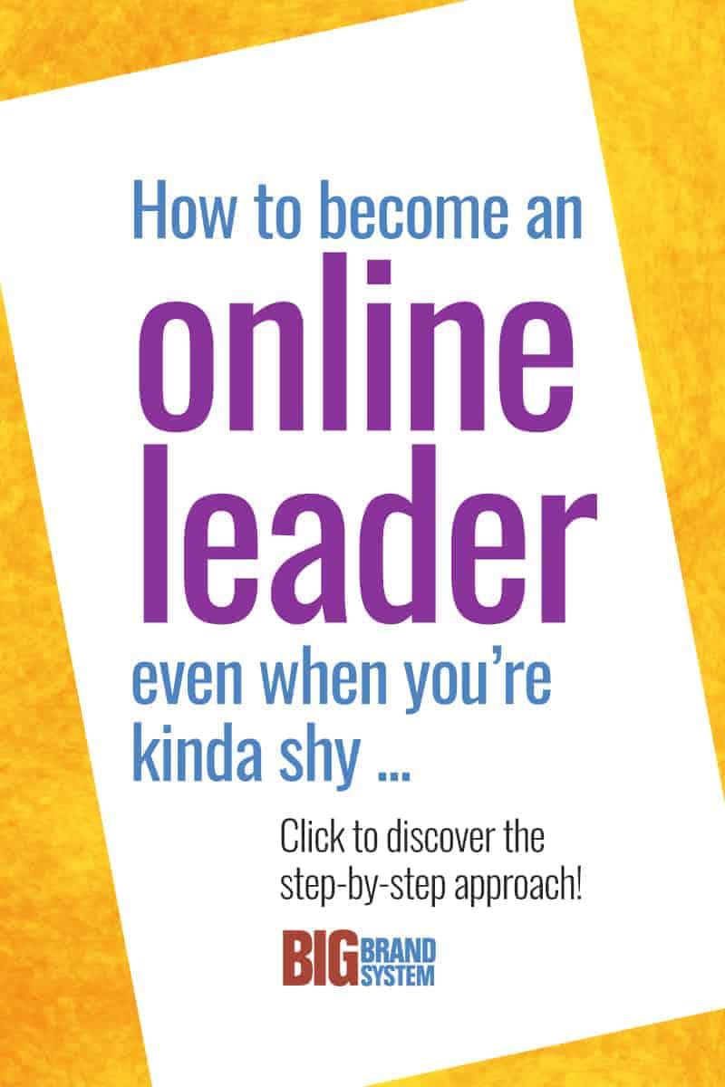 How to Adopt an Online Leader Success Mindset 1