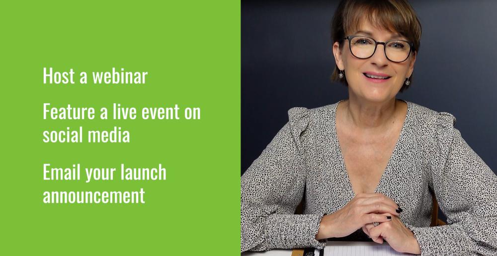Online launching ideas