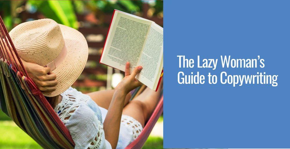 A woman on a hammock reading a book