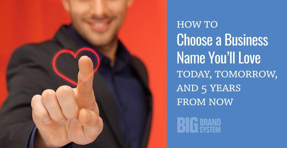 business-name-tagline-love