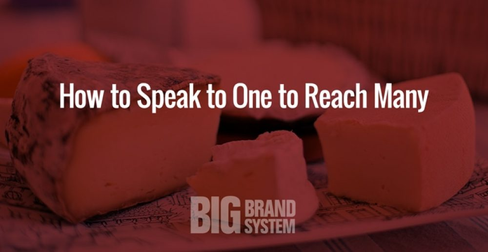 speak-one-reach-many