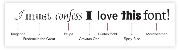 Favorite font for business