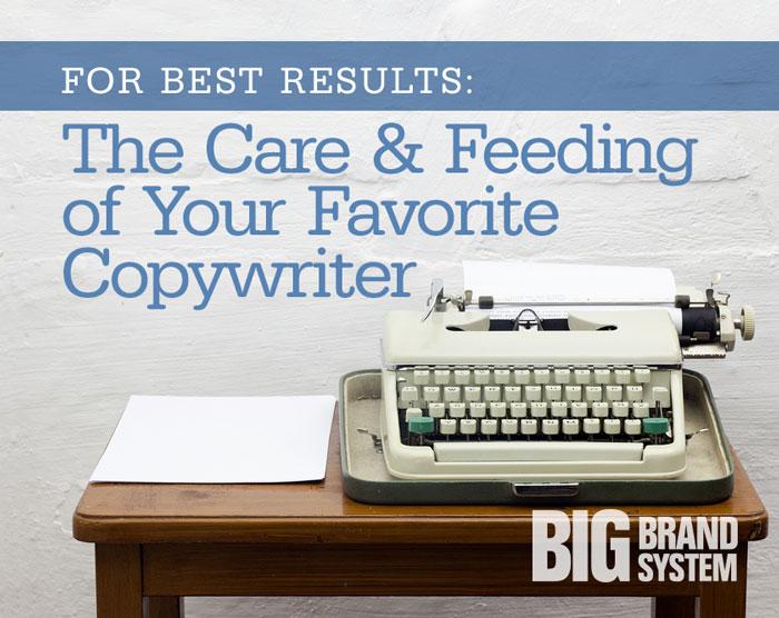 Best copywriter